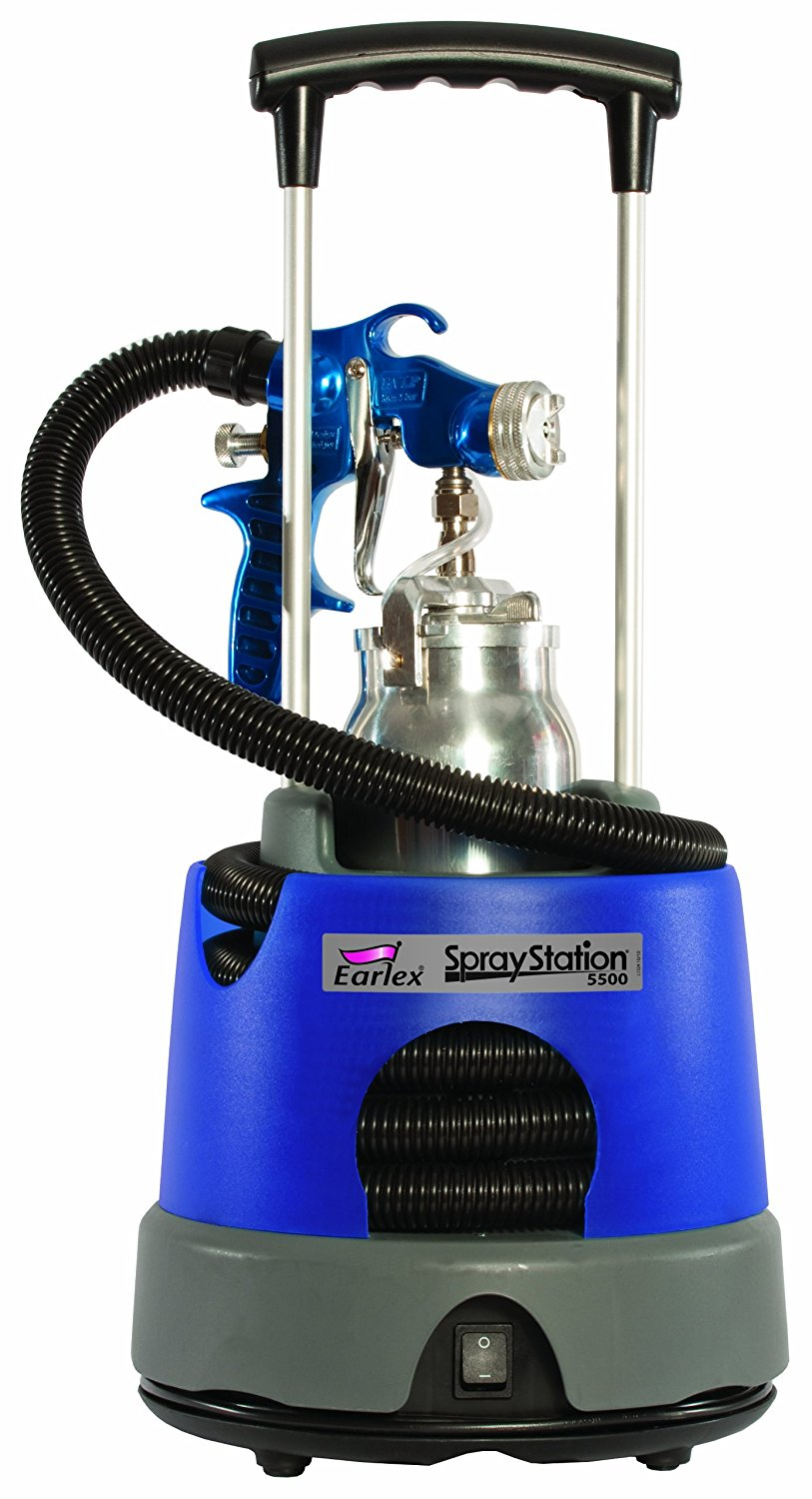 Best paint sprayer for kitchen cabinets of 2018 sprayer for Airless paint sprayer for kitchen cabinets