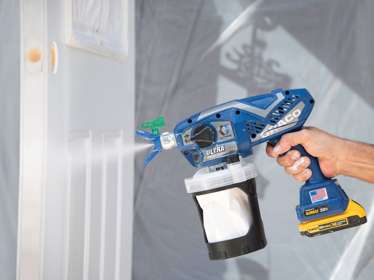 Graco 17M363 Ultra Cordless Paint Sprayer
