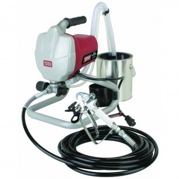 The Krause and Becker Airless Paint Sprayer Kit