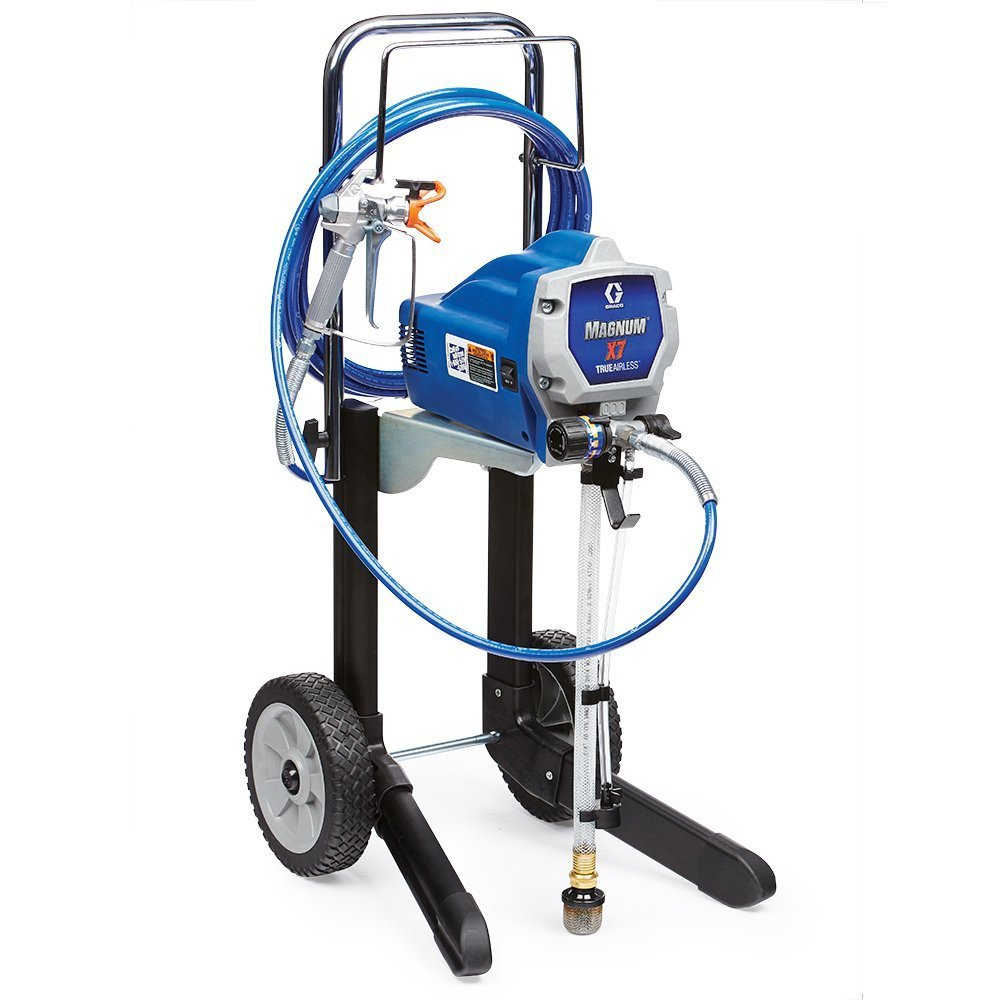 Graco Paint Sprayer How To Use