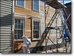 exterior painting preparation tips