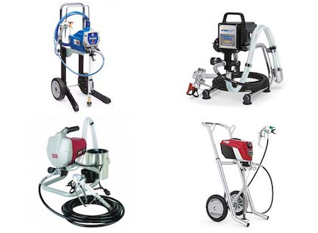 Best paint sprayers for house exteriors which one is - Paint sprayer for house exterior ...