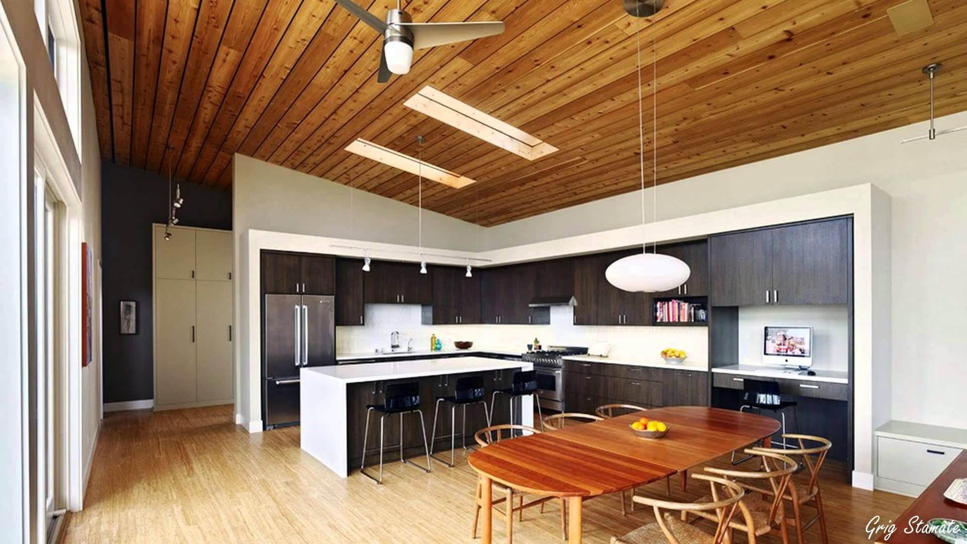 how to paint ceilings and walls